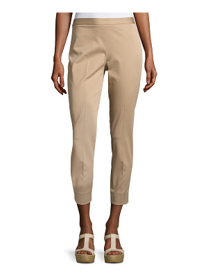 Antonelli Sestriere Tapered Wide-Cuff Pants