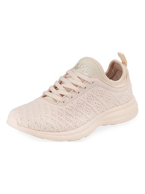 APL: Athletic Propulsion Labs Techloom Phantom Knit Low-Top Sneakers