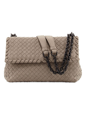 BOTTEGA VENETA Olimpia Medium Intrecciato Shoulder Bag
