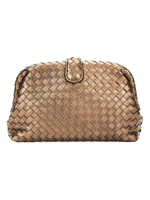 BOTTEGA VENETA The Lauren 1980 Napa Leather Clutch Bag