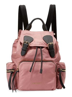 Burberry Medium Rucksack Nylon Backpack