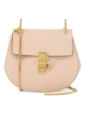 CHLOE Drew Small Chain Saddle Bag