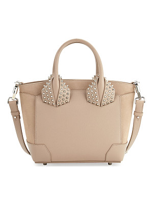 CHRISTIAN LOUBOUTIN Eloise Small Leather Spike Tote Bag