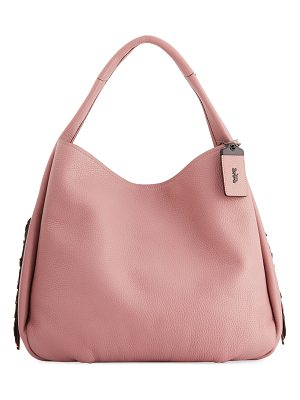 COACH Bandit 39 Tea Rose Hobo Bag