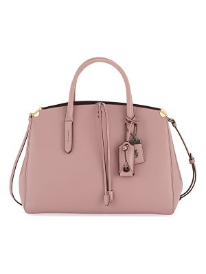 COACH Cooper Glove-Tanned Carryall Tote Bag