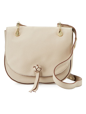 ELIZABETH AND JAMES Zoe Leather Saddle Bag