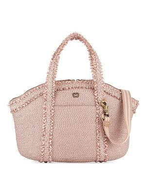 Eric Javits Squishee® Covet Fringed Tote Bag