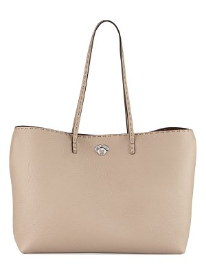 Fendi Large East-West Turn-Lock Tote Bag