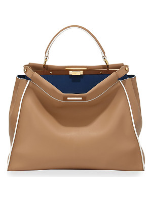 FENDI Peekaboo Large Satchel Bag
