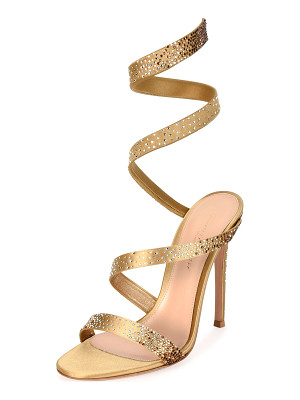 GIANVITO ROSSI Opera Ankle-Wrap 105mm Sandal