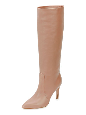 GIANVITO ROSSI Dana Leather Knee Boot