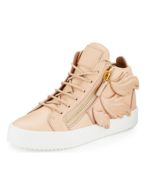 GIUSEPPE ZANOTTI Maylondon Wings Side-Zip Sneaker