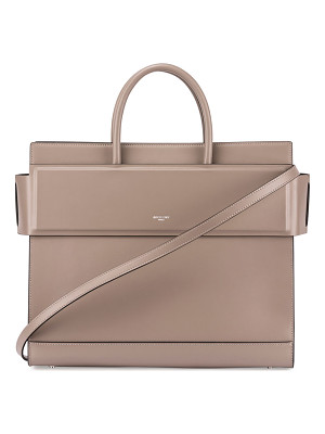 GIVENCHY Horizon Medium Leather Tote Bag
