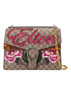 GUCCI Dionysus Medium Elton Shoulder Bag