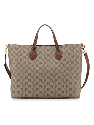 Gucci GG Supreme Top-Handle Tote Bag