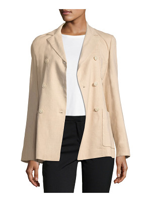 Isabel Marant Oversized Double-Breasted Blazer