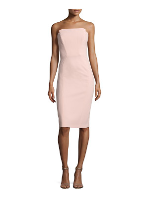 JILL JILL STUART Strapless Structured Cocktail Dress