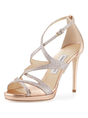 JIMMY CHOO Marianne Strappy 100mm Sandal