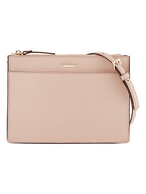 KATE SPADE NEW YORK Cameron Street Clarise Leather Clutch Bag