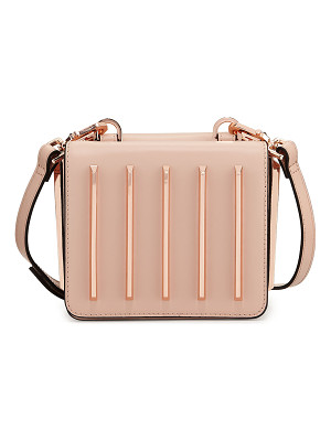 KENDALL + KYLIE Baxter Tracks Leather Crossbody Bag