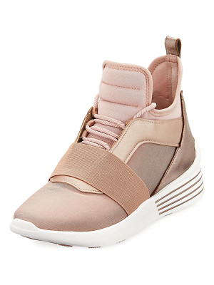 KENDALL + KYLIE Braydin High-Top Trainer Sneakers