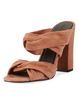 KENDALL + KYLIE Demy Knot Slide Mule Sandal