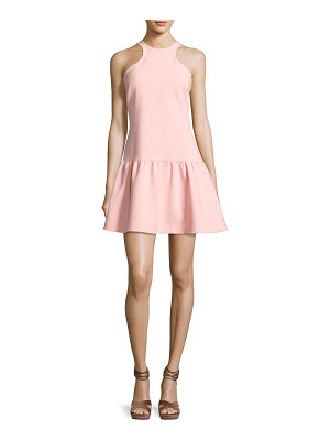 LIKELY Leila Sleeveless Drop-Waist Short Dress