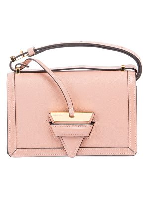 LOEWE Barcelona Small Grain Leather Crossbody Bag