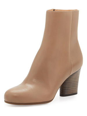 MAISON MARTIN MARGIELA Leather 70mm Ankle Boot