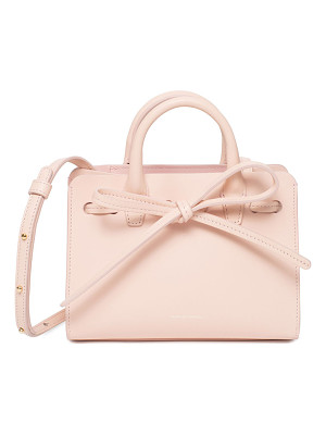 Mansur Gavriel MINI MINI SUN BAG CALF