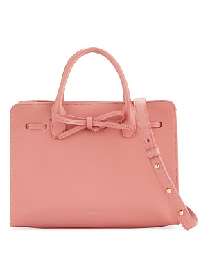 Mansur Gavriel Sun Mini Calf Leather Tote Bag