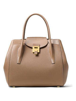 MICHAEL KORS Bancroft Large Pebbled Tote Bag
