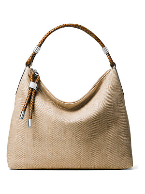 MICHAEL KORS Skorpios Top-Zip Shoulder Bag