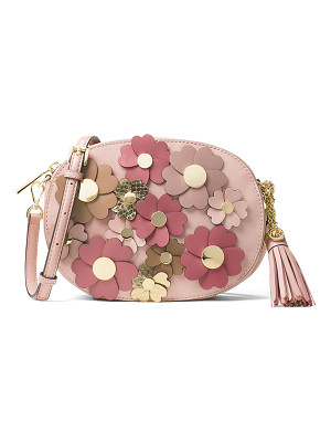 MICHAEL MICHAEL KORS Ginny Medium Floral Messenger Bag