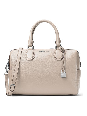 MICHAEL MICHAEL KORS Mercer Medium Leather Duffle Bag
