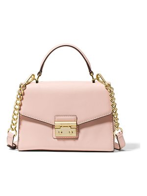 MICHAEL MICHAEL KORS Sloan Small Polished Leather Satchel Bag