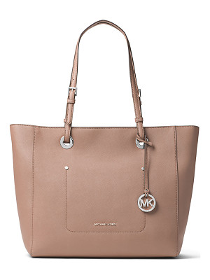 MICHAEL Michael Kors Walsh Large East-West Top-Zip Tote Bag