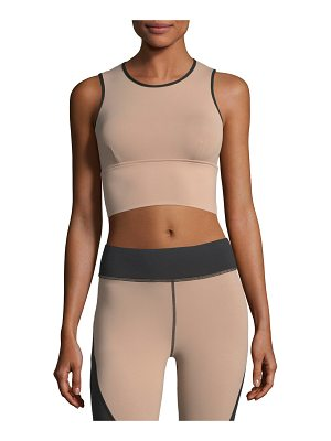 MICHI Ignite Performance Crop Top