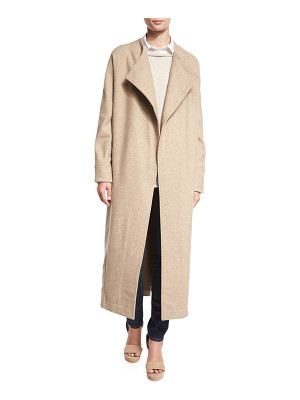 Misook Collection Long Drama Coat