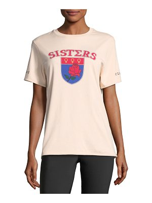 Opening Ceremony Sisters Short-Sleeve Printed Reversible Tee