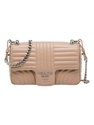 PRADA Small Quilted Shoulder Bag