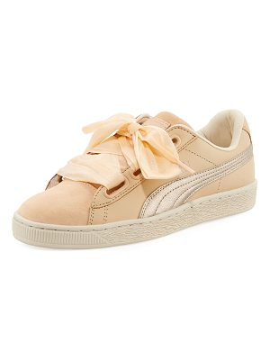PUMA Basket Heart Up Mixed Sneakers
