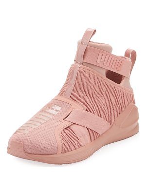 PUMA Fierce Strap Hypernature Textured Sneaker
