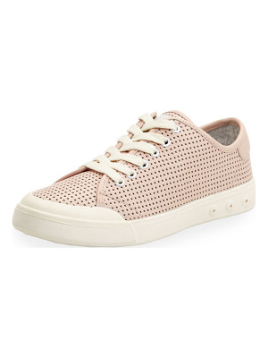 Rag & Bone Standard Issue Perforated Low-Top Sneaker