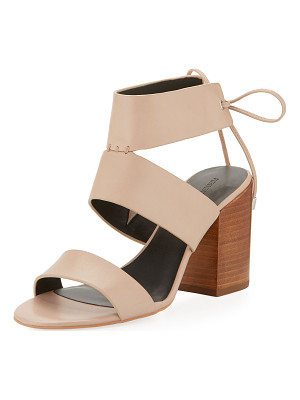 REBECCA MINKOFF Christy Leather City Sandal