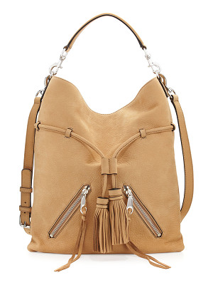 Rebecca Minkoff Large Moto Drawstring Crossbody Bag