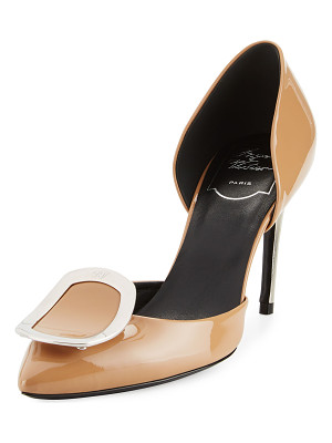 ROGER VIVIER Sexy Choc D'Orsay 85mm Pump