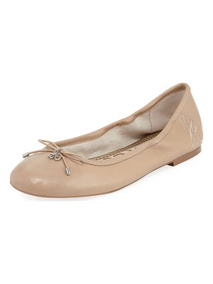 Sam Edelman Felicia Embroidered Ballet Flat