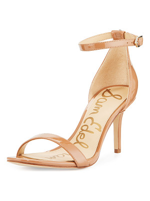 SAM EDELMAN Patti Patent Evening Sandal