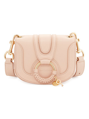 SEE BY CHLOE Hana Small Ring Saddle Bag